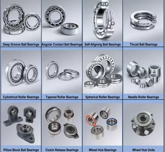 Customized Sizes Wheel Hub Bearing High Speed Chrome Steel Gcr 15 Material