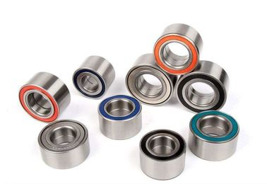 China Customized Sizes Wheel Hub Bearing High Speed Chrome Steel Gcr 15 Material supplier