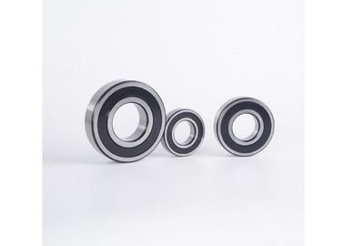 China Low Noise Motorcycle Ball Bearings High Performance P0 / P2 Precision Rating supplier