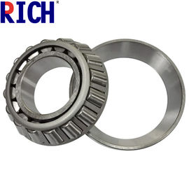 China Steel Vehicle Wheel Bearings For Truck 34.925 Mm Bore Size Silver Color supplier