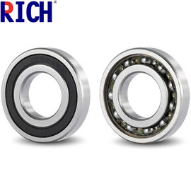 China Chrome Steel 62 / 32 Tensioner Pulley Bearing Grease Or Oil Lubrication supplier