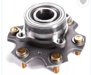 China Cast Iron Wheel Hub Unit 3880A024 Model For Passenger Vehicles Silver Color supplier