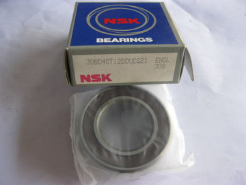 China Single Row Auto AC Compressor Bearings , High Fracture AC Compressor Pulley Bearing factory
