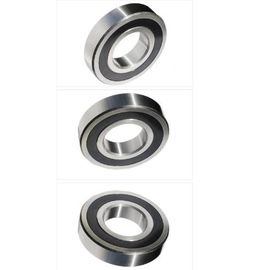 China 6200 Series Motorcycle Engine Bearings , Rapid Motorbike Wheel Bearings factory