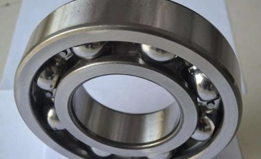 China Anti Wear Motorcycle Fork Bearings , High Speed Wheel Race Bearing 6301 - 6303 factory