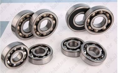 P5 C3 Motorcycle Ball Bearings 6300 2RS For Low Noise Electrical Motor