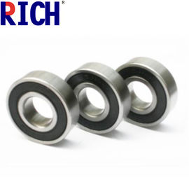 High Performance Diesel Engine Bearings 60 * 110 * 22 Mm Size P0 Precision Rating