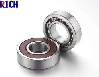 High Speed Car Engine Bearings Ball Bearing 6210 Grease Or Oil Lubrication
