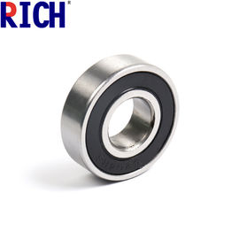 Chrome Steel Drive Shaft Bearings 6000 Ball Bearing 10 - 25 Mm Bore Size
