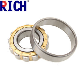 China Low Libration Auto Parts Bearing , NU 1020 / NJ 1020 Cylindrical Roller Bearing factory