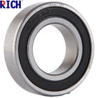High Speed Auto Parts Bearings Car Engine Steel Ball Bearings P0 Grade 6015 2RS